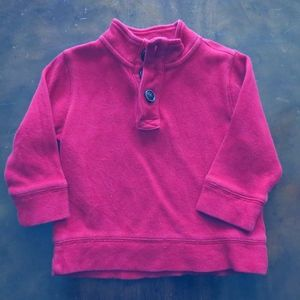 Gymboree 18-24m red sweater